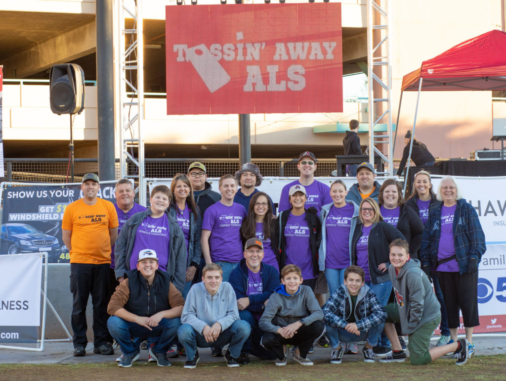 A lift for ALS families 1