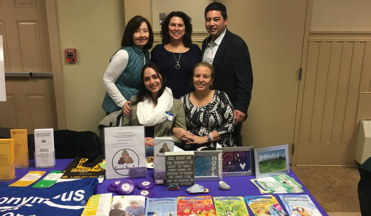 Supporting communities through addiction recovery 1