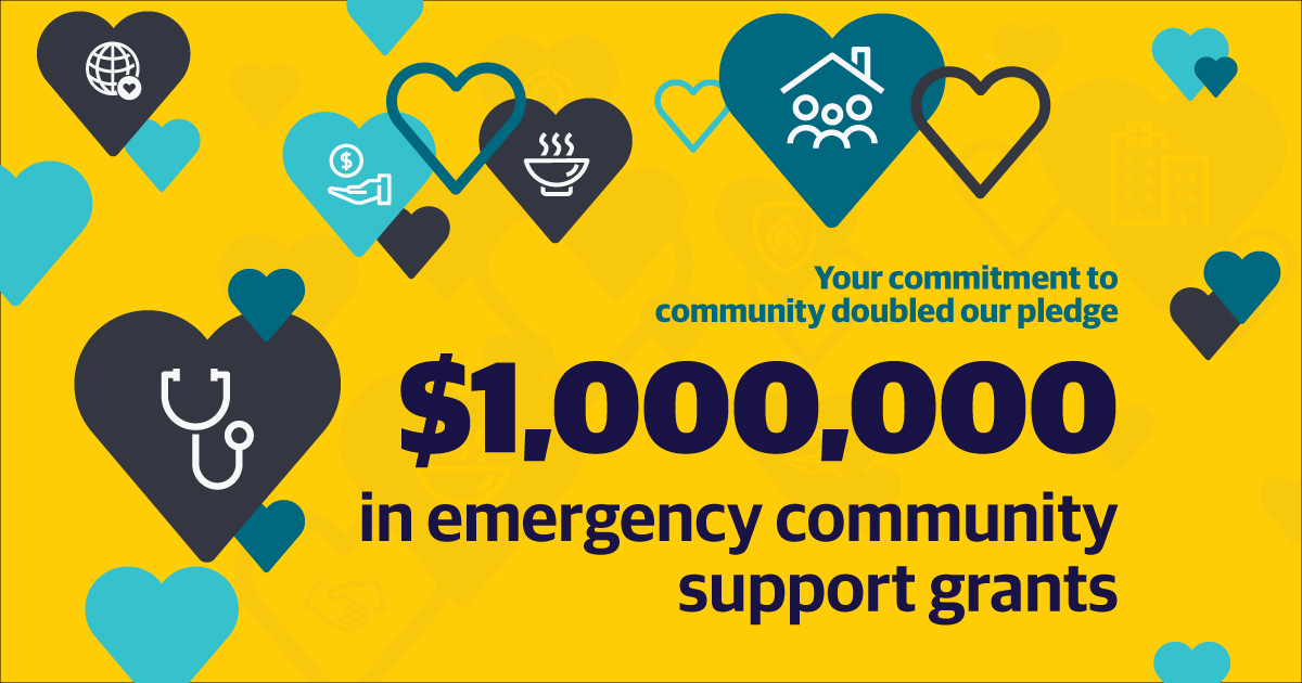 Emergency community support 1