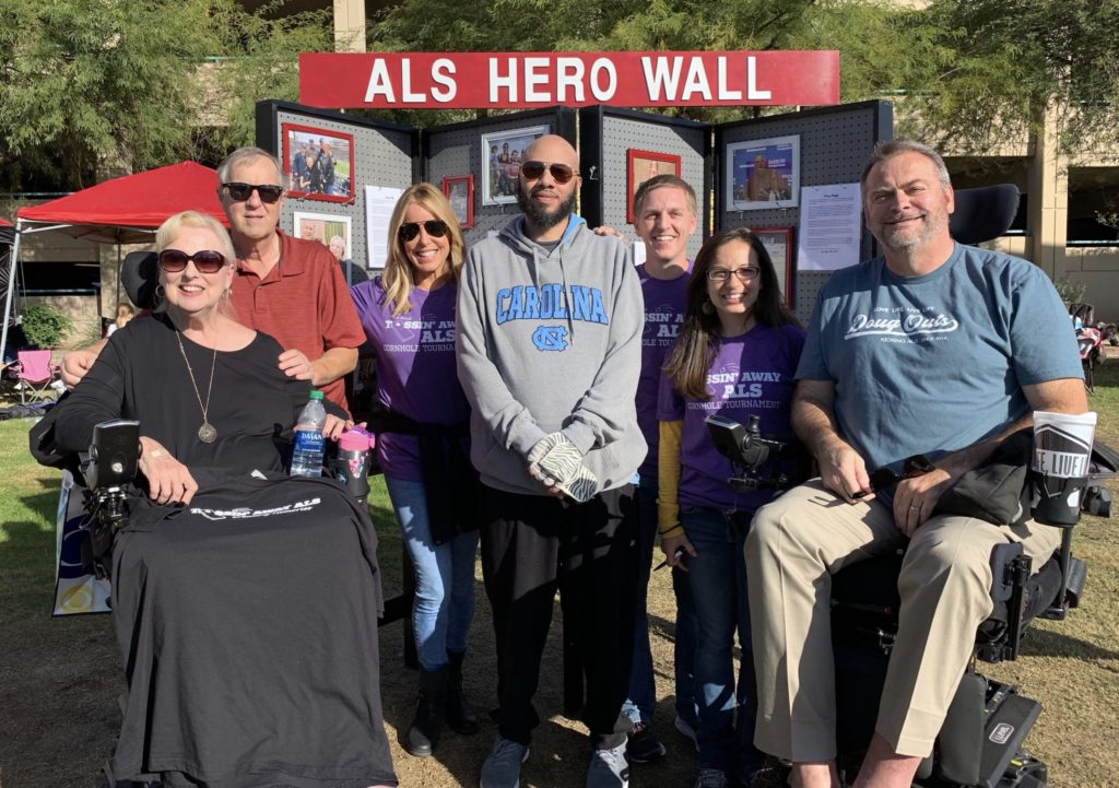 A lift for ALS families 2