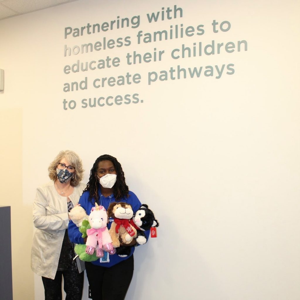 Helping kids experiencing homelessness 2