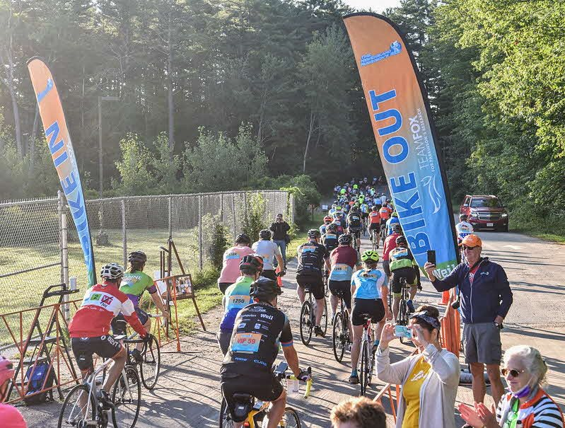 Pedaling for a Parkinson's cure 3